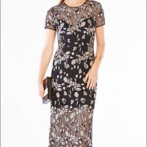 BCBGMAXAZRIA Maxi Dress - Size 8